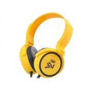 Trevi DJ 673 M cuffia Sovraurale Padiglione auricolare Arancione