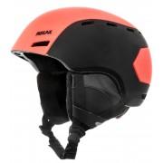 RELAX COMBO Lyžařská helma RH25F černá/červená SM