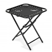 Alpine Xoche Outdoorový skládací stolek 46x46 cm Uni