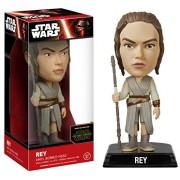 Star Wars: Episode Vii The Force Awakens Rey Bobble Head