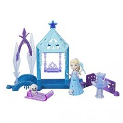 Disney Frozen Mini Playset Elsa Fashion Dolls and Accessories