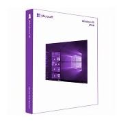 Microsoft Windows 10 Pro 32-bit/64-bit English USB, FPP, FQC-08789
