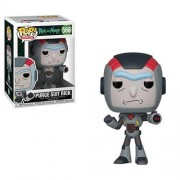 Pop! Vinyl Rick and Morty - Rick in tuta mech Figura Pop! Vinyl
