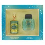 Muelhens 4711 3.4 oz / 100 mL Eau De Cologne + 3.4 oz / 100 mL After Shave Gift Set Men's Fragrance 458913