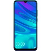 "Telefon Mobil Huawei P Smart (2019), Procesor HiSilicon Kirin 710, Octa Core 2.2GHz/ 1.7GHz, IPS LCD Capacitive touchscreen 6.21"", 3GB RAM, 64GB Flash, Camera Duala 13MP + 2MP, 4G, WI-FI, Dual Sim, Android (Albastru) + Cartela SIM Orange PrePay, 6 euro cr"