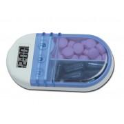 Cutie de medicamente cu alarma (memento)