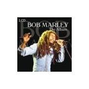 Coleção Blackline - Bob Marley - The Album 2CD (Importado)