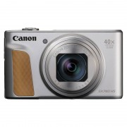 Canon PowerShot SX740 HS 20.3MP WiFi Prateada