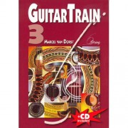 6stringmusic Guitar Train deel 3 gitaar lesboek incl. CD (Duits)