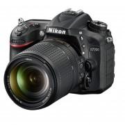 Camara Nikon D7200 Kit 18-140mm 3,2 24mpx FULL HD