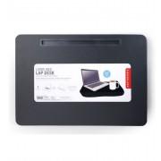 Kikkerland tablet houder met schootkussen Ibed XL - Zwart