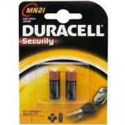 Duracell 2 x bateria do pilota samochodowego Duracell 23A MN21