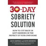 The 30-Day Sobriety Solution: How to Cut Back or Quit Drinking in the Privacy of Your Own Home, Paperback
