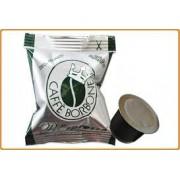 Borbone 50 Capsule di Caffè Respresso Dek compatibile nespresso