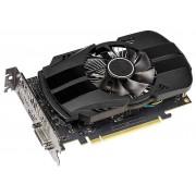 Видеокарта ASUS GeForce GTX 1650 1485Mhz PCI-E 3.0 4096Mb 8002Mhz 128 bit DVI DP HDMI PH-GTX1650-O4G
