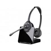 Plantronics CS520 Telefoonheadset DECT Draadloos, Stereo On Ear Zwart