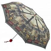 Fulton Umbrelă pliabilă pentru femei National Gallery Minilite 2 Vintage London L849