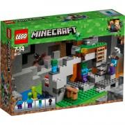LEGO Minecraft - De zombiegrot 21141
