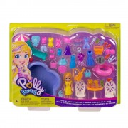 Polly Pocket Set de juego Polly Pocket Mattel Fiesta en la Alberca