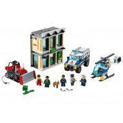 LEGO - SPARGERE CU BULDOZERUL (60140)