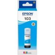 Flacon cerneala Epson 103 EcoTank, acoperire aprox. 7500 pagini (Cyan)