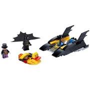 LEGO Super Heroes 76158 Pingvinüldözés a Batboattal!