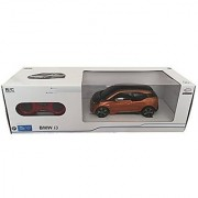 Radio Control Model Car 1/24 BMW i3 Electric RC Car Authentic Body Styling (Orange)