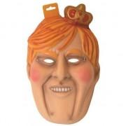 Geen Willem Alexander masker