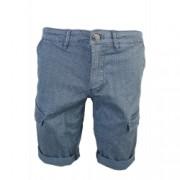 Pantaloni scurti Urban Wave Bel and Bo Albastru pentru barbati
