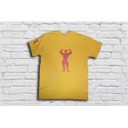 Universal Classic T-Shirt Yellow
