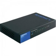 Linksys LGS308P :: 8-Port Smart Gigabit Switch with PoE
