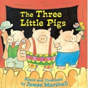 The Three Little Pigs, Paperback/James Marshall