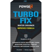 PowGen Turbo Fix Water Drainer - Bodybuilding entwässern. 10 Beutel