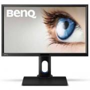 Монитор BenQ BL2423PT, 23.8 инча Wide IPS LED, 6ms GTG, 1000:1, 20M:1 DCR, 250cd/m2, 1920x1080 FullHD, VGA, DVI,DP, Speakers, Tilt, Pivot, Swivel, 9H.