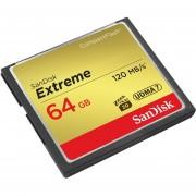 SanDisk Extreme CompactFlash Card 64GB (SDCFXSB-064G-G46)