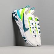 Nike W React Element 55 White/ Blue Force-Summit White