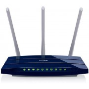 Router Wireless TP-Link TL-WR1043ND, 300 Mbps, Gigabit, USB 2.0, Tehnologie 3T3R MIMO, Antene detasabile