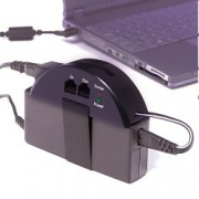 SURGE PROTECTOR, CyberPower for laptop (CPS500NBP)