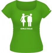 Girls rule - XL - Verde - Adler
