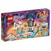 Конструктор Лего Френдс - Гимнастическото шоу на Stephanie, LEGO Friends, 41372