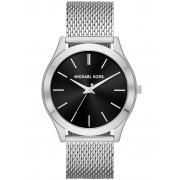 メンズ MICHAEL KORS SLIM RUNWAY 腕時計 ブラック