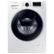 Masina de spalat rufe Samsung Eco Bubble AddWash WW70K5210UW, 1200 RPM, 7 kg, Inverter, Clasa A+++, Alb