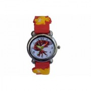 VITREND(R-TM) New Model Good Looking Spiderman Analog Round Dial Watch 01 for Boys Girls(Sent as Available Colours)