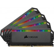 Corsair Dominator Platinum RGB 32Gb(8Gb x 4) DDR4-3466 (pc4-27730) CL16 1.35v Desktop Memory Module