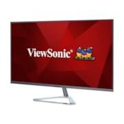 "Viewsonic VX3276-mhd 80 cm (31.5"") Full HD LED LCD Monitor - 16:9 - Metallic Silver"