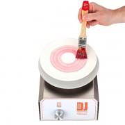 Soporte giratorio automático DJ Decor Food Turn Table