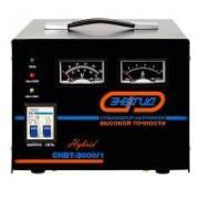 Однофазный стабилизатор напряжения Энергия HYBRID СНВТ 3000