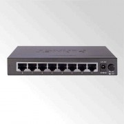 Planet GSD-803, 8-Port 10 100 1000Mbps Gigabit Ethernet Switch (External Power) - Metal Case