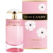 Prada candy florale eau de toilette spray 50 ml