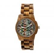 Earth Ew1508 Heartwood Unisex Watch